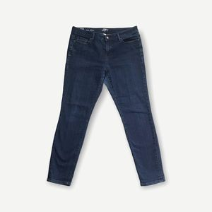 Ann Taylor LOFT Modern Skinny Jeans sz 10P